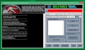 Jurassic Android Universal Tool