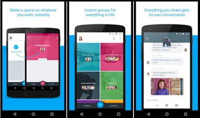 Google Spaces App : Google Testing New Group Conversation App
