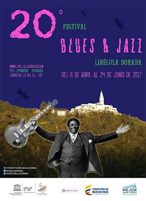 20° FESTIVAL DE BLUES Y JAZZ DE LA LIBÉLULA DORADA 2