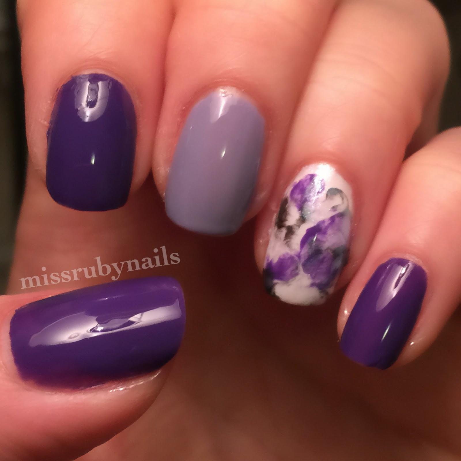 Miss Ruby Nails: January 2017