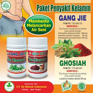 obat herbal gangjie ghosiah untuk penis bengkak