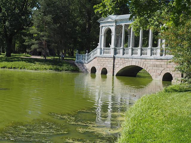 Царское Село – Мраморный мост (Tsarskoe Selo - Marble Bridge)