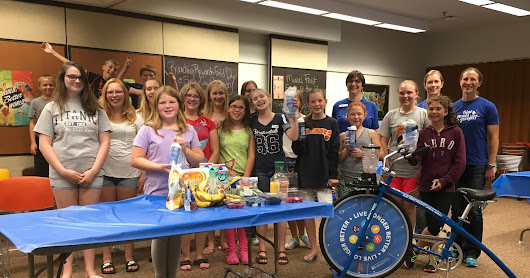 Teen Tuesday: Smoothie Wars