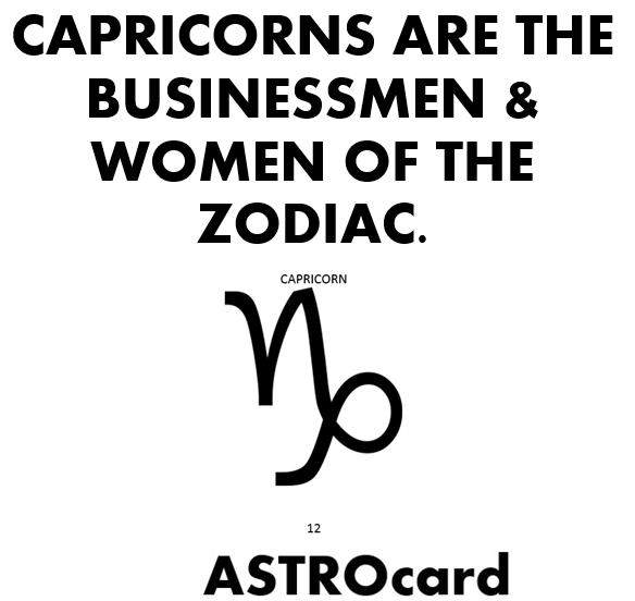 Astrocard Capricorn Memes Astrocard