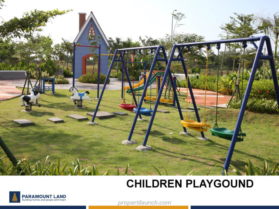 Children Playground @ Malibu Village