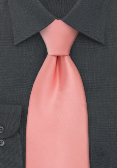 BonnieProjects: Coral Neckties