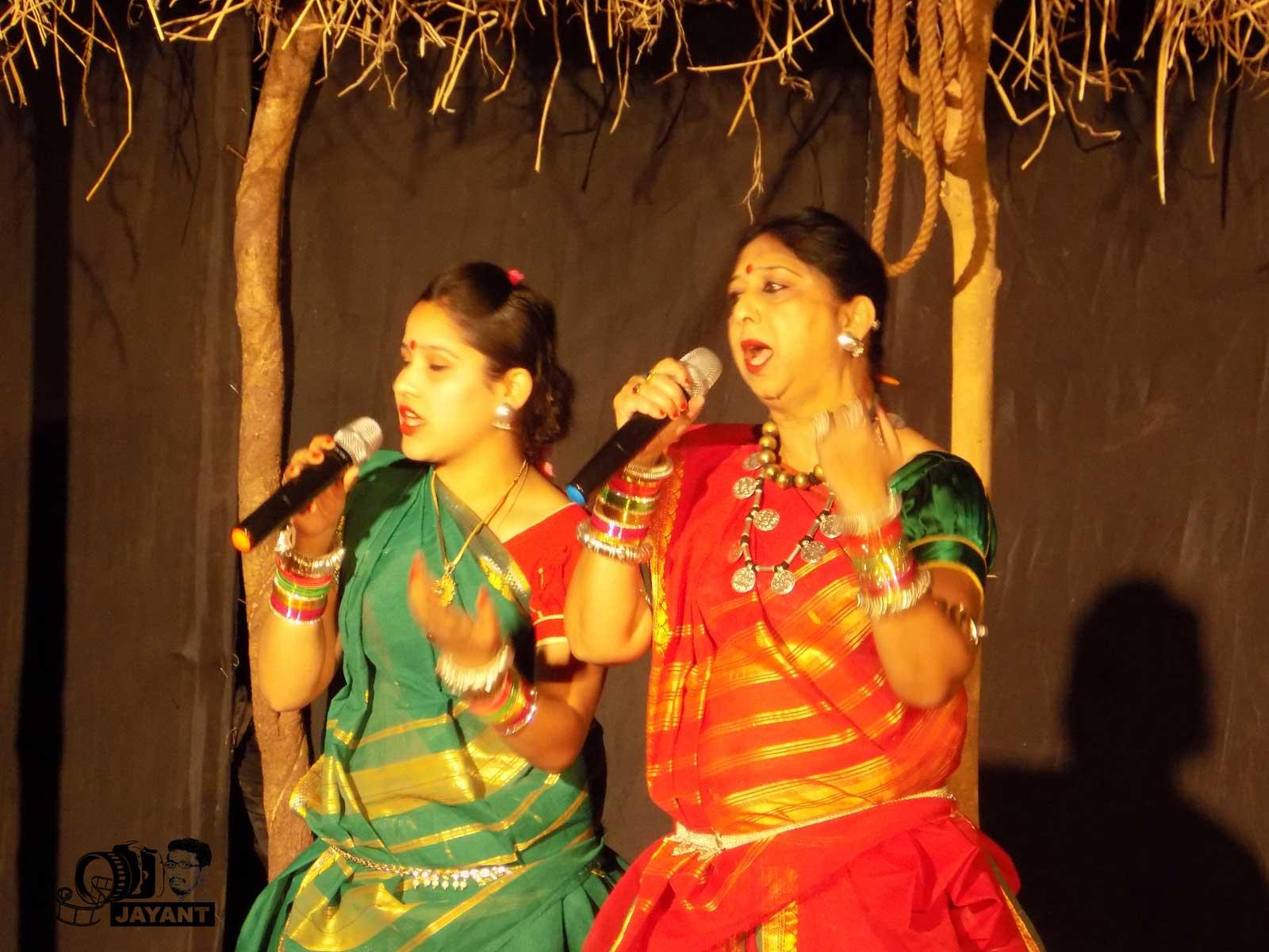 Jayant Gallery Dance Drama Raja Bharthari Presenting By