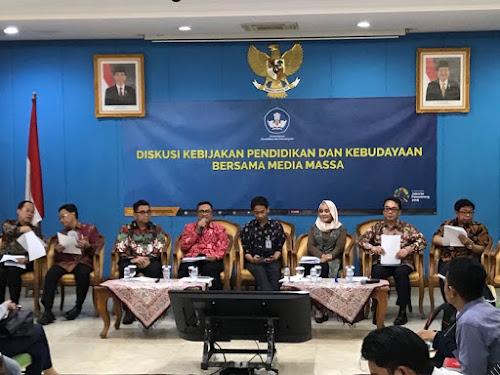 Jumlah sekolah Indonesia peserta UNBK