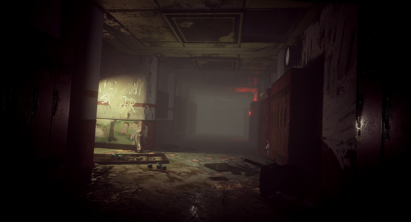 Silent Hill Environment Recreated in Unreal Engine 4 - Game News Plus