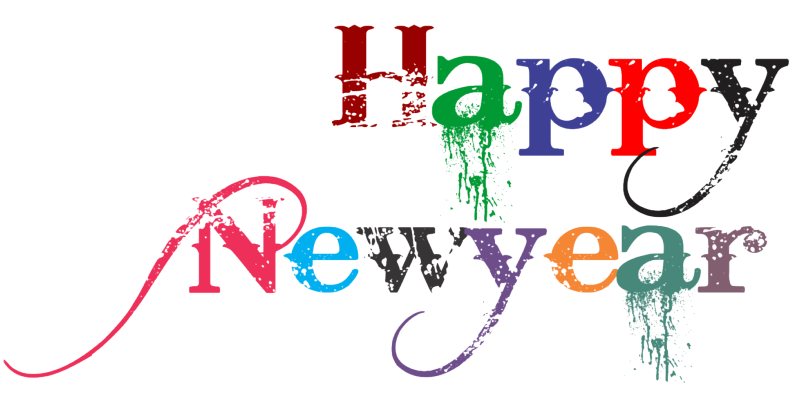 Let The Brand New Year Discovers You Fresher Happier Healthier More Joyful Cheerful And Satisfied