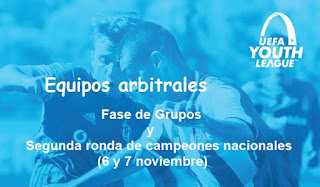 arbitros-futbol-UEFA-youth-League