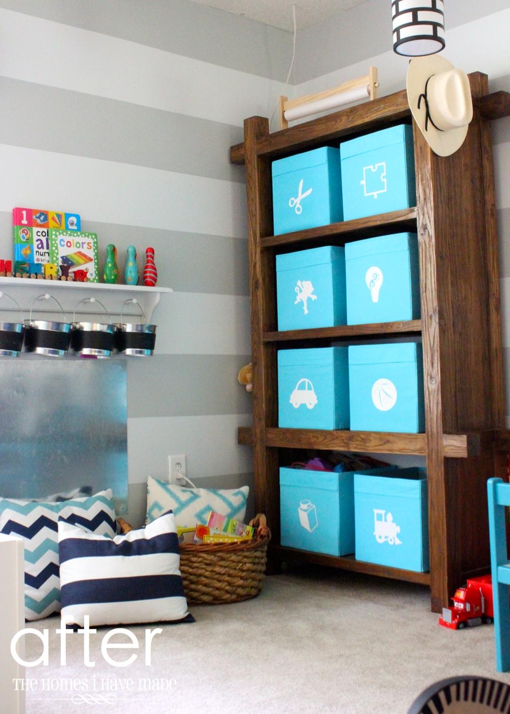 Playroom: Preppy Playroom Reveal