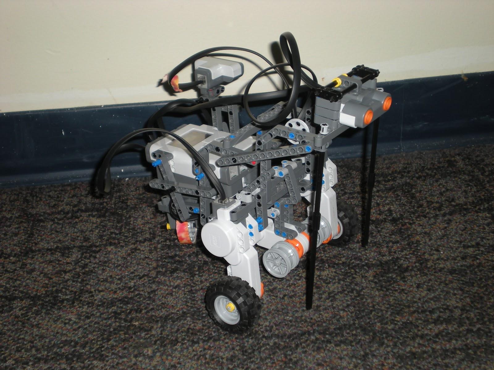 Week 3 | Group 041-03 Firefighting Robots