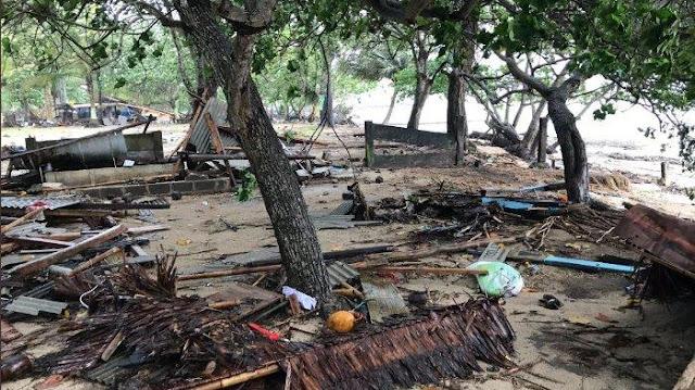 tsunami, korban jiwa