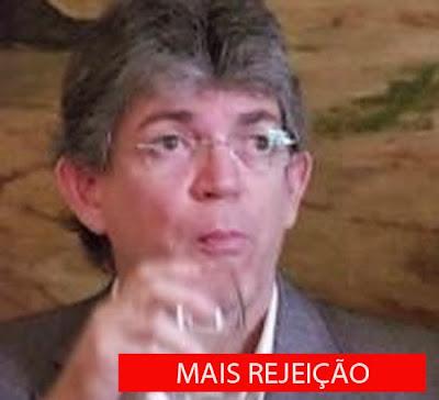Resultado de imagem para governador ricardo coutinho é vaiado