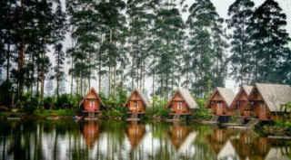Villa murah dekat dusun bambu
