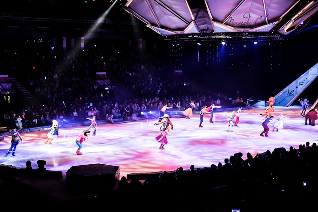 Disney on Ice 2016 Frozen at Newcastle Arena by Mandy Charlton