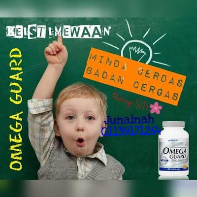Tingkatkan Grey Matter Anak Supaya Lebih Pintar Dan Fokus