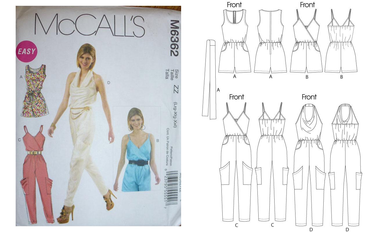 Fabric Mart Fabricistas: Made by a Fabricista: Denim Jumpsuit