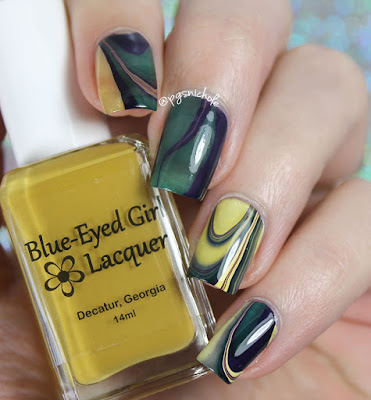 Blue-Eyed Girl Foux du Fafa | Watermarble