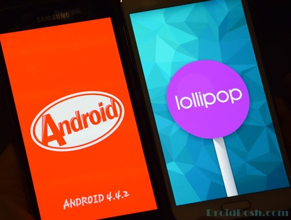 TUTORIAL] Upgrade Lenovo A6000 From Kitkat to Lollipop