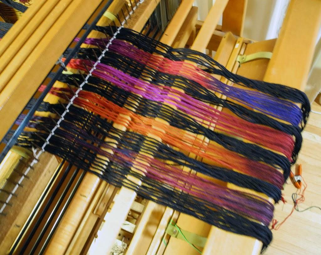 Weaving Spirit: SCARF #14