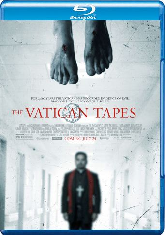 The Vatican Tapes 2015 BluRay 720p x264 700MB