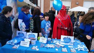 Actividades con motivo del Día de la Concicenciación sobre el Autismo