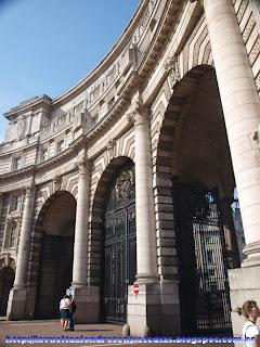 Detalle del Arco del Almirantazgo