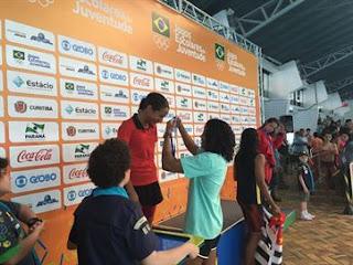 Paraíba acumula seis medalhas nos Jogos Escolares da Juventude 2017