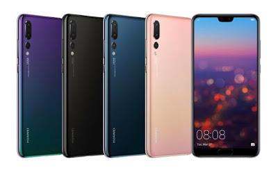 Huawei P20 Pro متوفر للحجز المسبق في السعودية