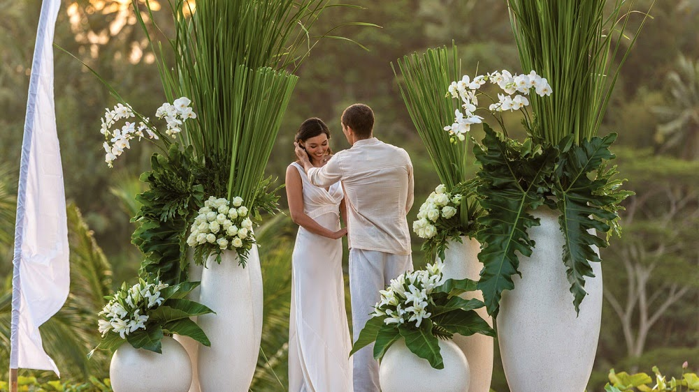 TOP 5 LUXURY RESORT TO GET MARRIED IN BALI THE FOUR SEASONS AT SAYAN