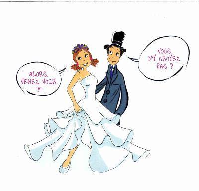 texte humoristique pour mariage civil