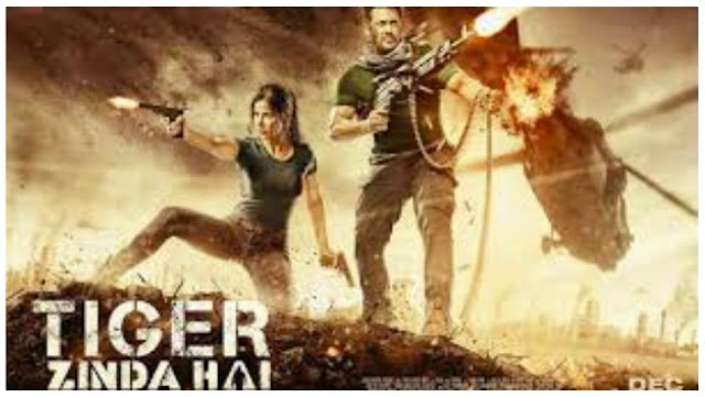 {1st} Tiger Zinda Hai First Day Box Office Collection Report Review