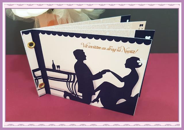 Invitatii Nunta Poveste de Nunta 10
