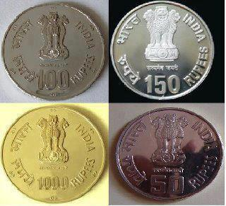 Numismatics: New Release Indian Currency - 50 Rs, 100 Rs ...