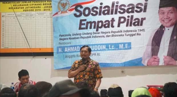 MPR Sayangkan Konten Negatif Masih Ramai Jelang Pemilu