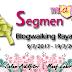 Segmen Blogwalking Raya 2017 Mialiana.com