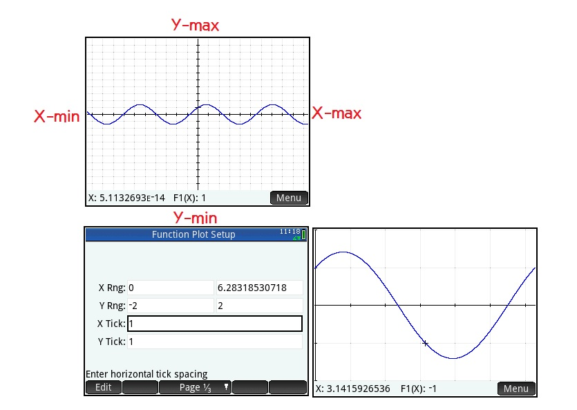 Eddie's Math and Calculator Blog: HP Prime: The Basics of