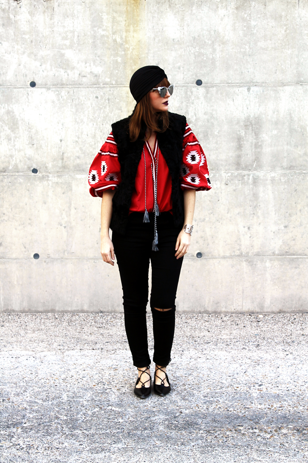 8-red-black-outfit-italian-fashion-blogger