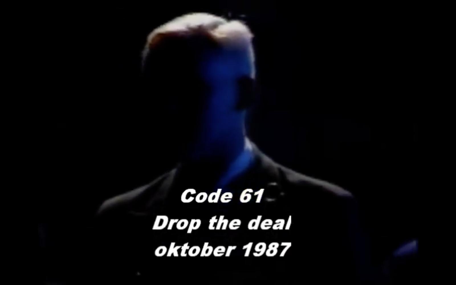 "#NewBeat : un ""making of"" de ""Drop The Deal"" circule sur Youtube."