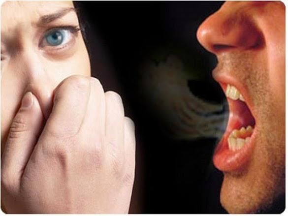 Cara Alami Menghilangkan Bau Mulut Dengan Cepat