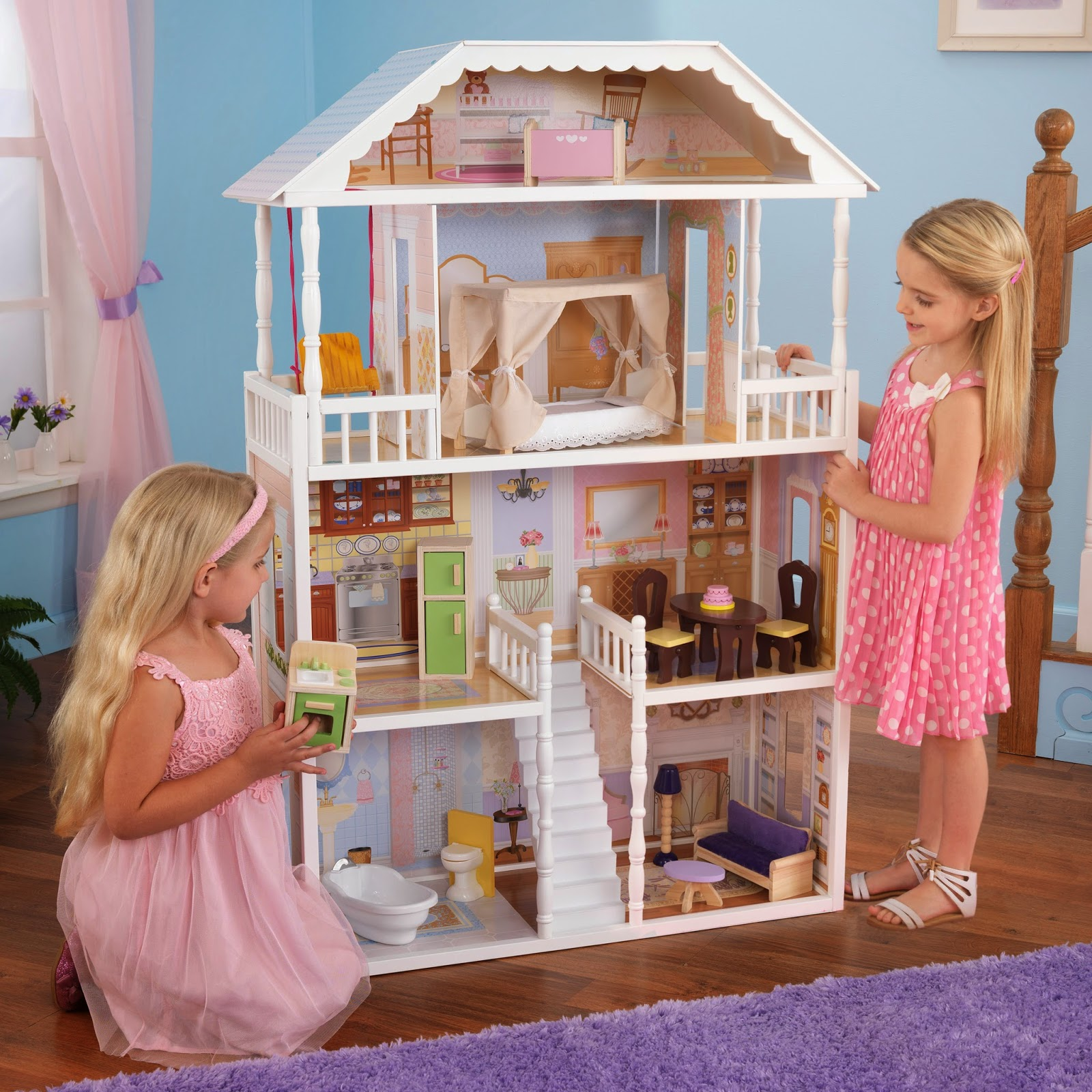 KidKraft Toys  Furniture Give Thanks and Take Five Win