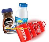 Logo Scatta e vinci 1.000 set da 4 Mug Nescafè: premio sicuro