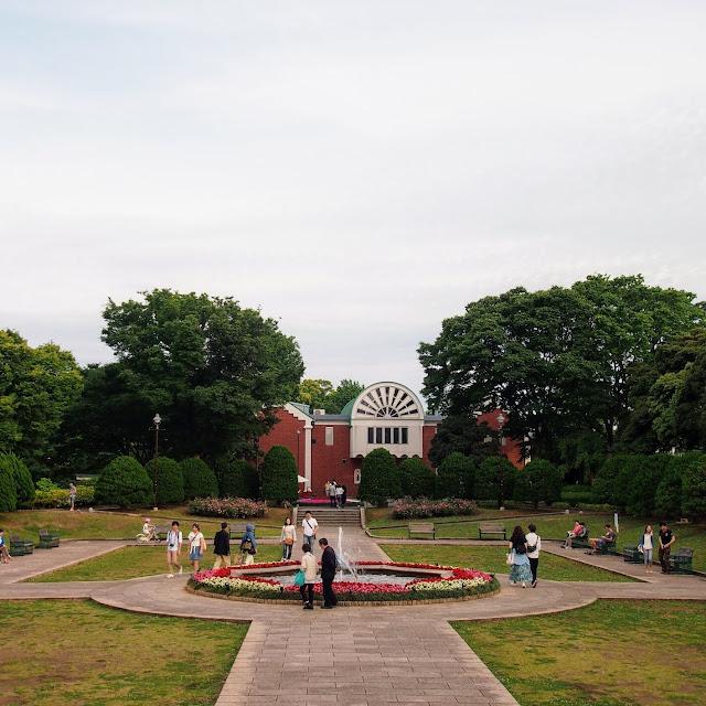 横浜 港の見える丘公園 大佛次郎記念館 神奈川近代文学館