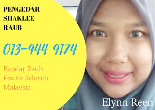 Pengedar Shaklee Raub Malaysia