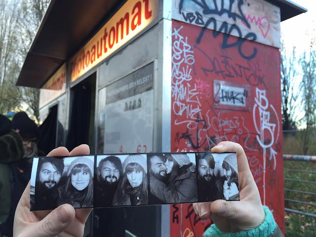 photosautomat Mauer Park, Berlin