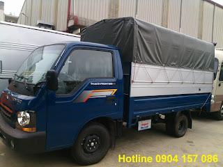 Xe tải thaco kia k190 tải trọng 1.9 tấn Hải Phòng