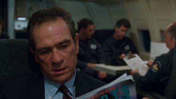 U.S. Marshals [Los federales] (1998) BRRip HD 720p Latino Dual