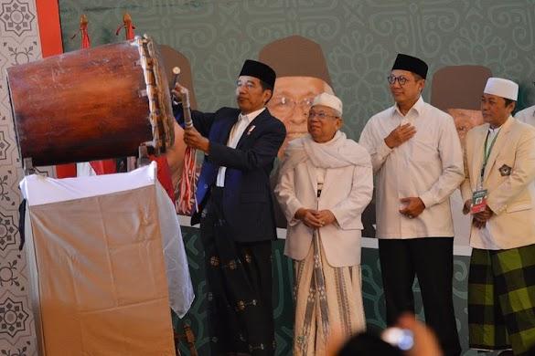 Jokowi Pilih Ma'ruf Amin, Ahoker: Ini Menggarami Luka yang Masih Menganga
